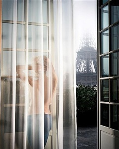 girl in paris by david drebin