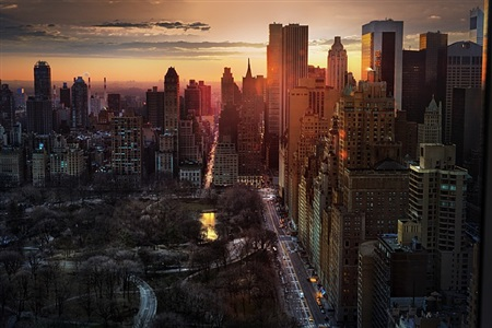 high rise nyc by david drebin