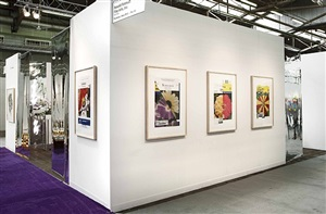 armory show 2011, installation view