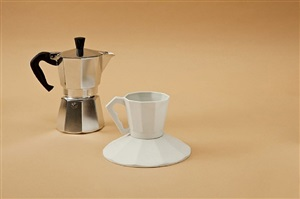 tea tea and strong coffee by bas van beek