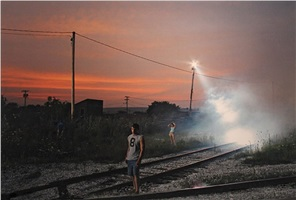 """untitled (production still from """"beneath the roses"""") by gregory crewdson"""