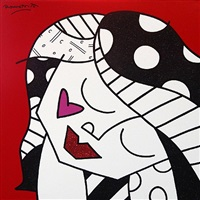 evening by romero britto