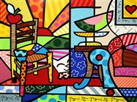 squeak van britto by romero britto