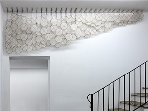 untitled by jacob hashimoto