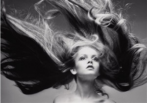 twiggy, hair by ara gallant by richard avedon