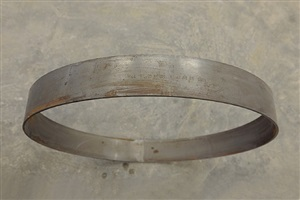 steel ring by rayyane tabet