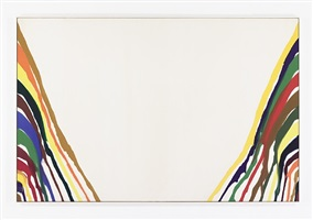 beta alpha by morris louis