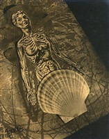 untitled (shell and body) from seance, berkeley by vilem kriz