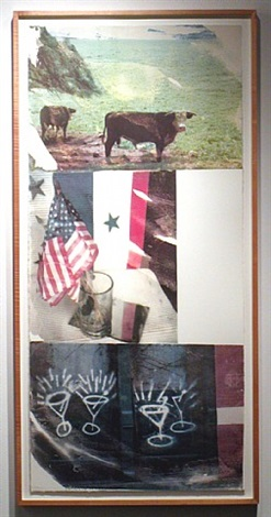 witness, from speculations by robert rauschenberg
