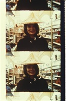 jackie kennedy, chinatown, nyc, april 27, 1972 by jonas mekas