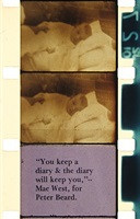 from jackie kennedy-onassis, baby book by jonas mekas