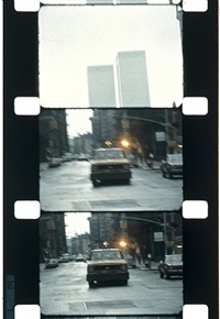 downtown new york, 1990 by jonas mekas