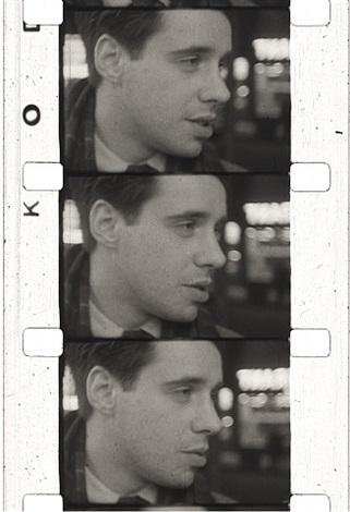 peter bogdanovich, 1960 nyc by jonas mekas