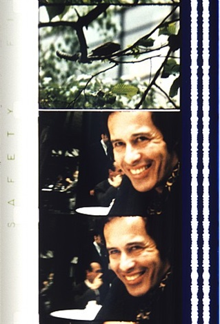kenneth anger, april 10, 1975 by jonas mekas