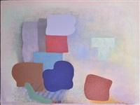 untitled (bern series) by robert natkin