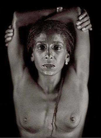 renee cox by chuck close