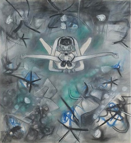 re-evolvers (le couple) by roberto matta