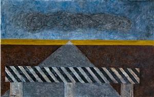 camino clausurado (sold) by rufino tamayo