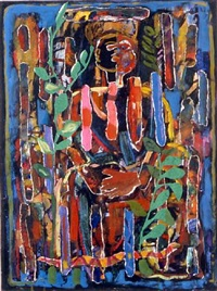 the herbalist by david driskell
