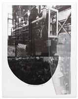 tracks by robert rauschenberg