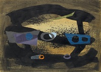 anglesey beach by john piper