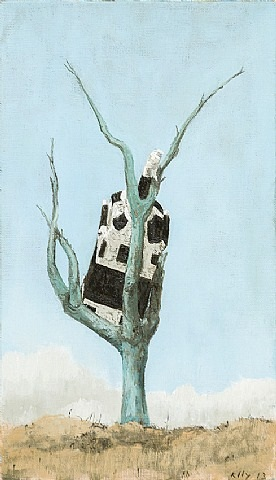 cow up a tree (west cork) by john kelly