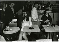 paris, france by garry winogrand