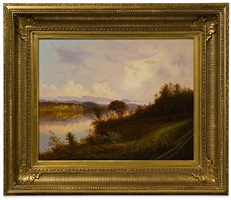 lake george by charles h. chapin