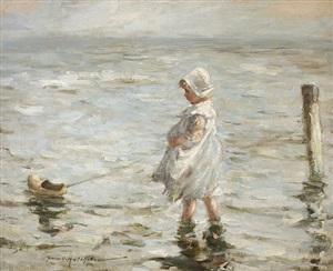 the toy boat by robert gemmell hutchison