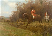 the fox hunt by thomas blinks