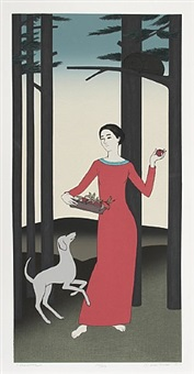 persephone by will barnet