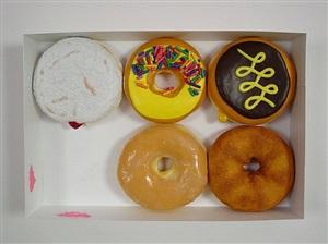 donut sampler by peter anton