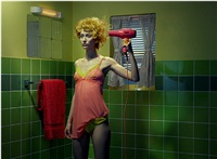 chromo thriller #3 by miles aldridge