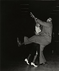 savoy dancers, harlem document by aaron siskind