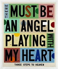 there must be an angel by david spiller