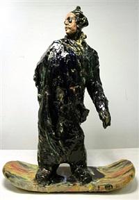 skateboarder by wanxin zhang