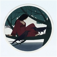 circe ii by will barnet