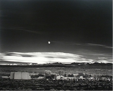 summer selection by ansel adams