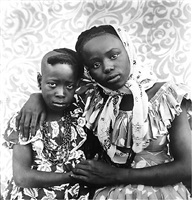 two girls, mali by seydou keïta