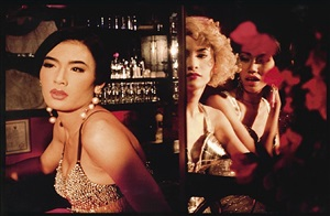 at the bar: toon, c, soo, bangkok by nan goldin