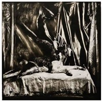 bruja, madrid by joel-peter witkin