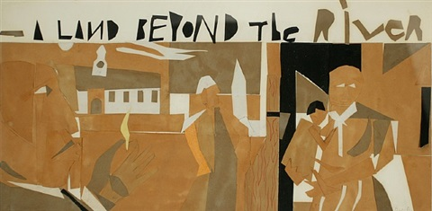 lance letscher the bucket and the well and interweaving select artists by romare bearden