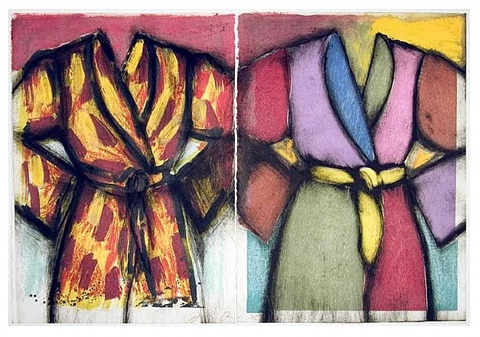 winter on the cruise by jim dine