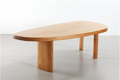 table 'forme libre' / 'forme libre' table by charlotte perriand