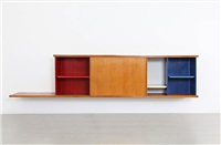 bibliothèque type antony / bookcase type antony by jean prouvé