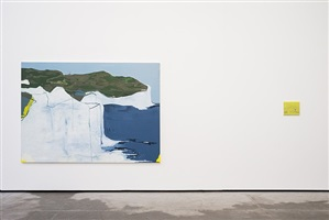 uma hora e mais outra | exhibition view at galpão fortes vilaça, 2013 by marina rheingantz