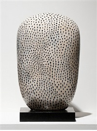 small polka dot dango by jun kaneko