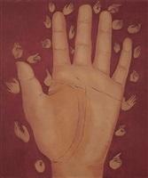 la mano poderosa by cecilia vicuña