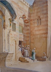 after the midday prayer by walter frederick roofe tyndale