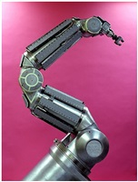 small robotic arm by peter fraser